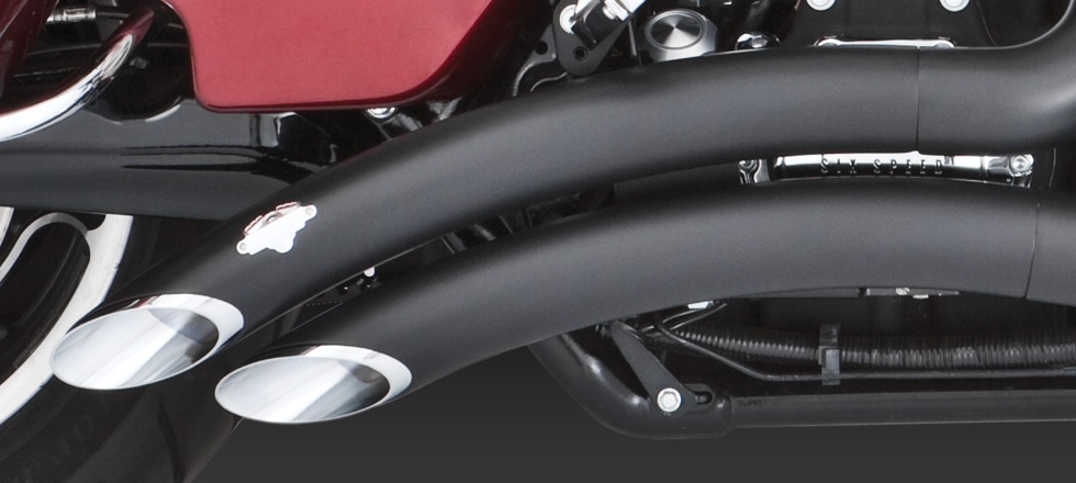 Harley Davidson Cvo Street Glide Exhausts Amp Mufflers