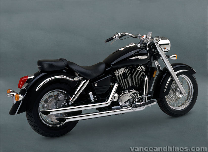 Custom Cruisers Motorcycle Accessories Honda Exhausts