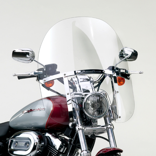 Harley Davidson Sportster  Xl Low Windshield