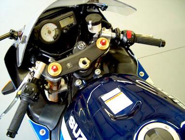 Suzuki Gsxr Handle Grips