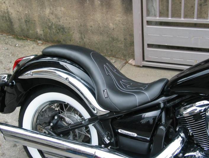 Kawasaki Vulcan Solo Seat
