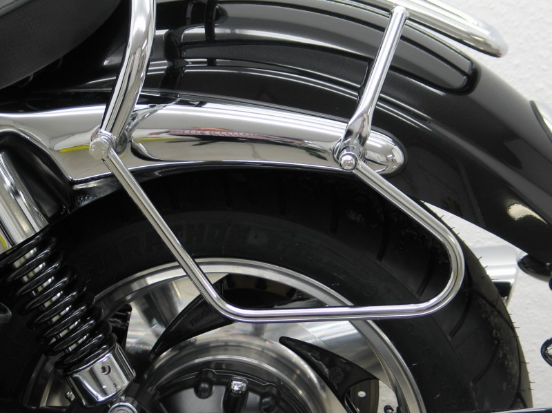 Saddlebag Supports Guards Frames For Triumph Motorcycles