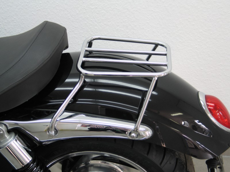 Triumph Rocket 3 Iii Roadster Solo Luggage Rack Tubular