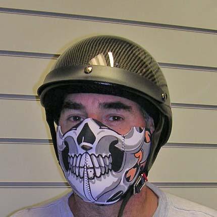 Custom Cruisers Motorcycle Accessories Novelty Helmets