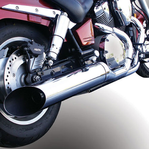 Honda VTX1800C Exhausts & Mufflers