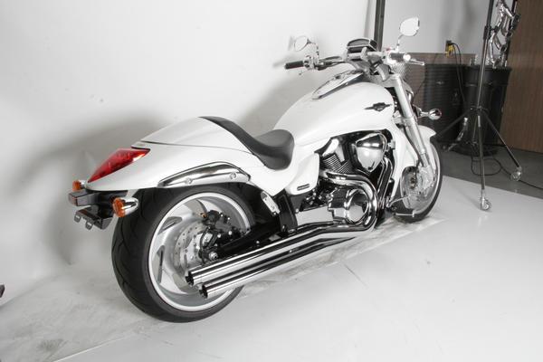 Custom Cruisers Motorcycle Accessories Suzuki Exhausts