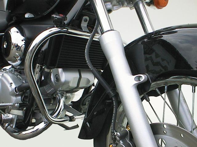 Suzuki Gz  Crash Bars