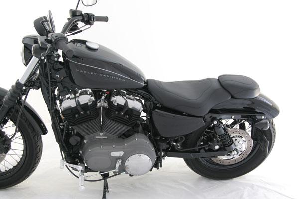 Mustang Seats For Harley Davidson Sportster