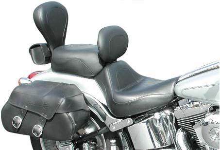 Harley Davidson Softail Passenger Seats