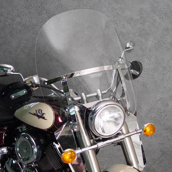national cycle switchblade 2up windshield yamaha xvs1100a