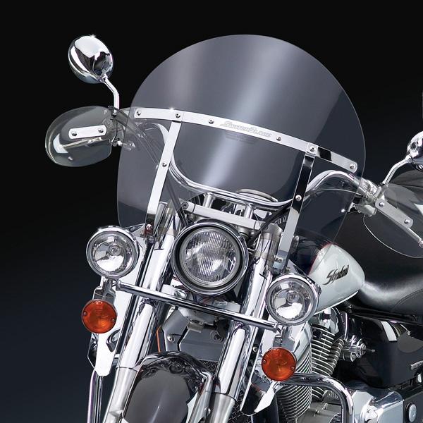 Custom Cruisers Motorcycle Accessories Honda VTX1800 R /N /S Windshields