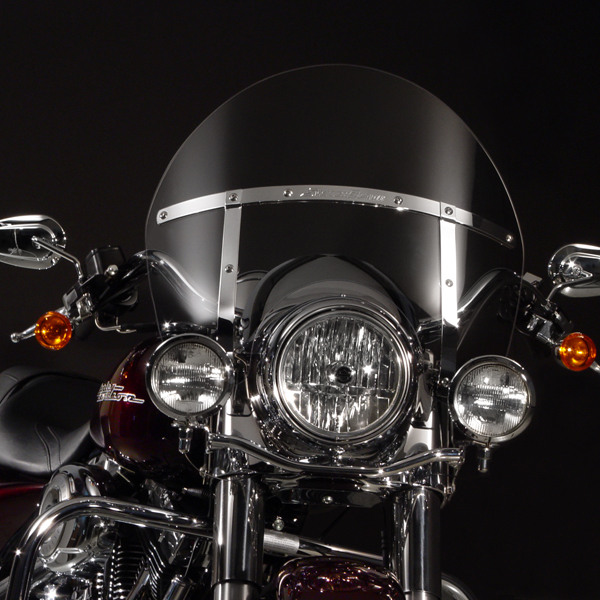 Harley Davidson Windshields >> Harley Davidson FLHR windscreen Windshield FLHRC FLHRS Road King Switchblade Chopped Tinted ...