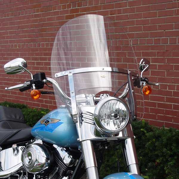 National Cycle Heavy Duty Touring Windshield Harley ...