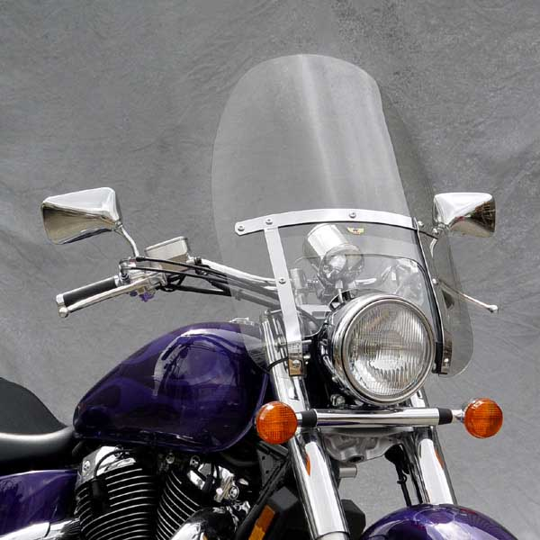 National Cycle Custom Heavy Duty Windshield Honda Vt1100c2