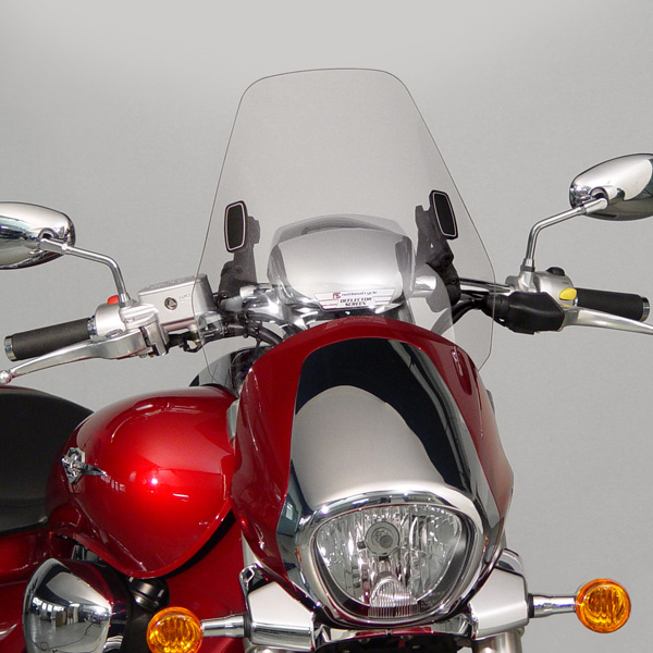Jardine Quick Release Backrest M109r: Suzuki M1800R VZR1800R Windscreen M109R Deflector Screen
