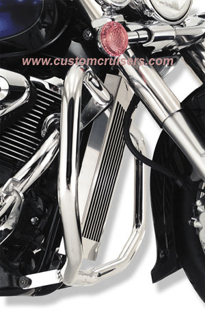 Suzuki VL800 C50 C800 Lighting and Crashbars
