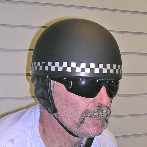 Custom Cruisers Motorcycle Accessories Novelty Helmets