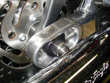 Metmachex Swinging Arm Harley Davidson Dynaglide 00italic