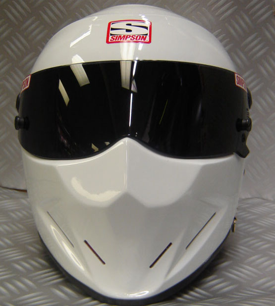 Simpson Diamondback Stig Helmet Sa2005 Msa Compliant