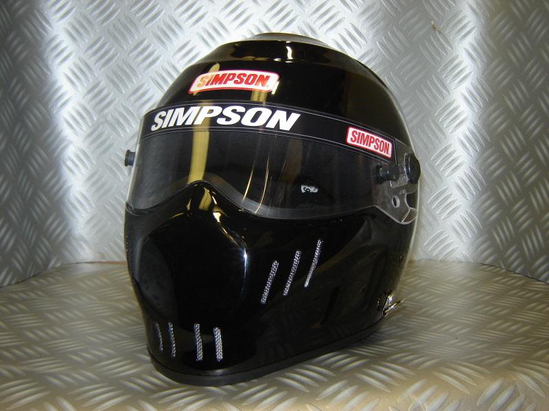 Simpson Speedway Rx Helmet Sa2005 Simpson Rx Speedway
