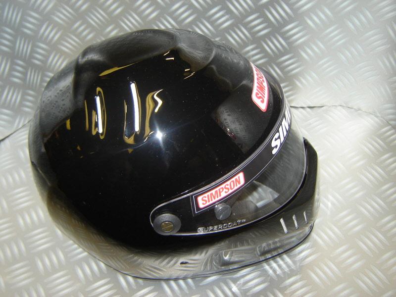 Drag Racing Helmets >> Simpson Speedway RX Helmet SA2005 Simpson RX SPEEDWAY HELMET SA2005 MSA