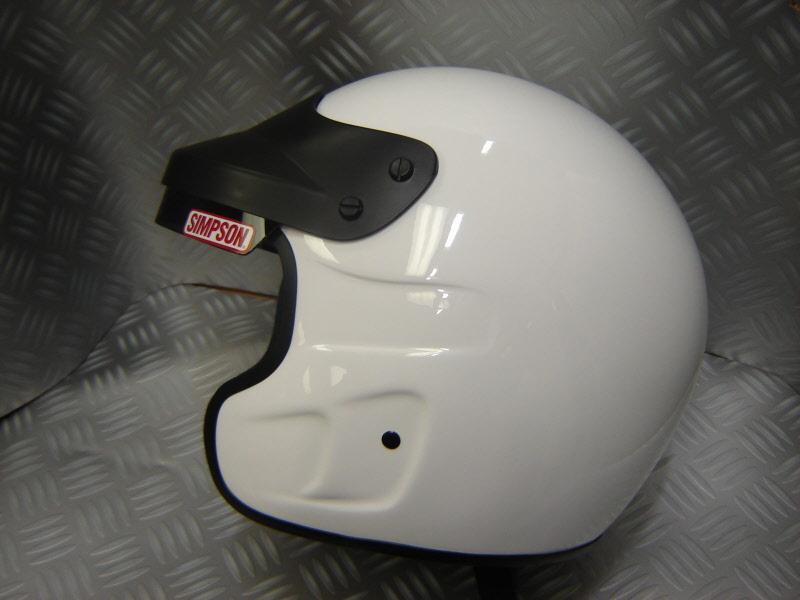 Simpson Cruiser Helmet Motorcycle Helmet M2005 DOT Spec ...