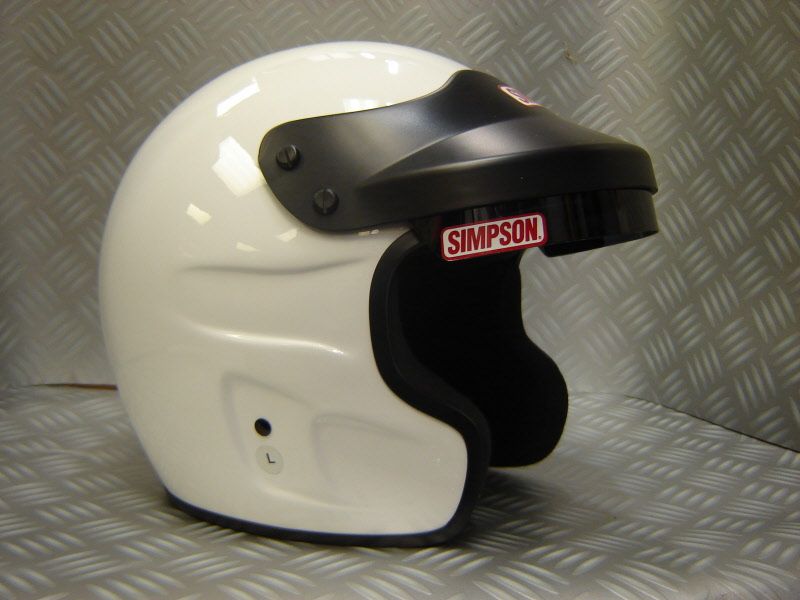 Simpson Cruiser Helmet Motorcycle Helmet M2005 Dot Spec