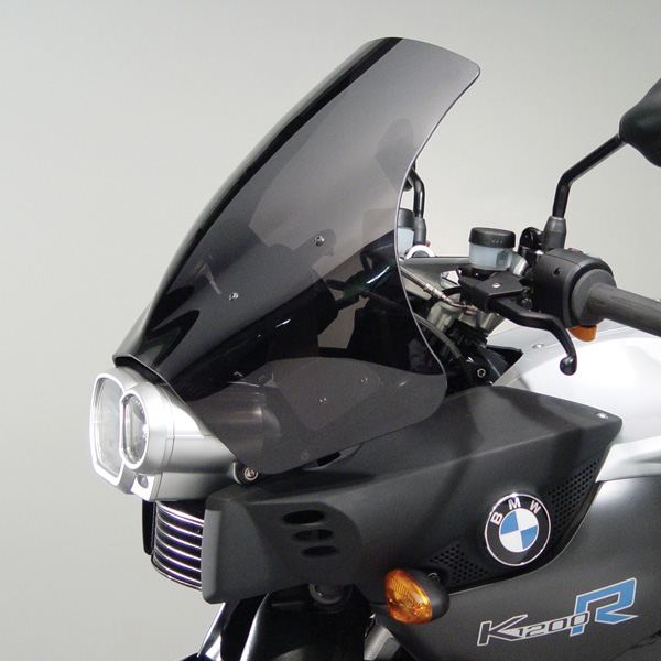 BMW K1300R Windshields From ZTechnik UK