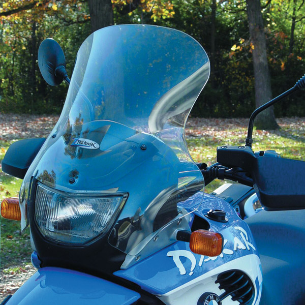 Windshield Replacement Come To You >> BMW F650GS Dakar Windshields from ZTechnik UK