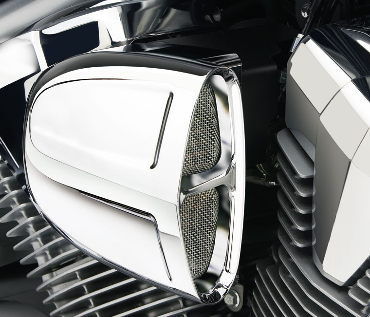 Yamaha XVS950 Dragstar 09 Up Air Filter Cobra PowrFlo Air ...