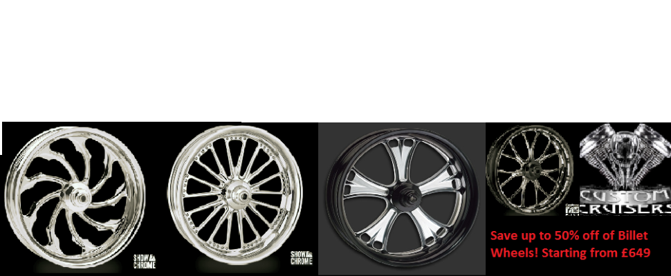Billet Wheels Save up to 50% off