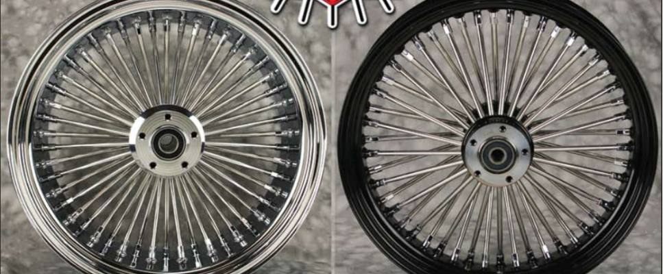 King Spoke Fat Spoke Wheels