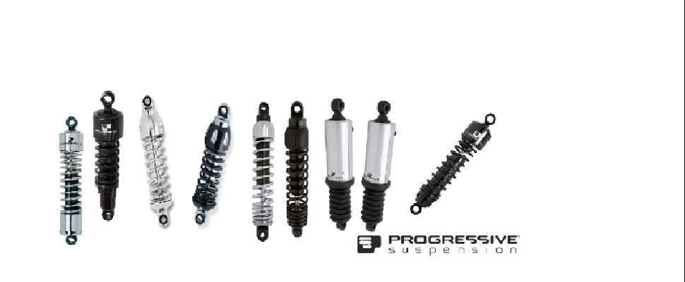 Custom Cruisers Specials Offers on Progressive Suspension