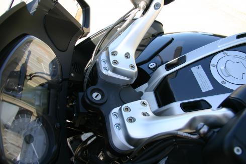 Bmw R1200rt Accessories From Ztechnik Uk