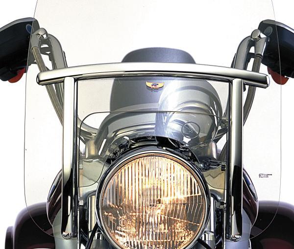 how to put windshield yamaha xvs650