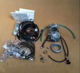 Harley EFI to Mikuni Carburettor and Ignition conversions Kits on