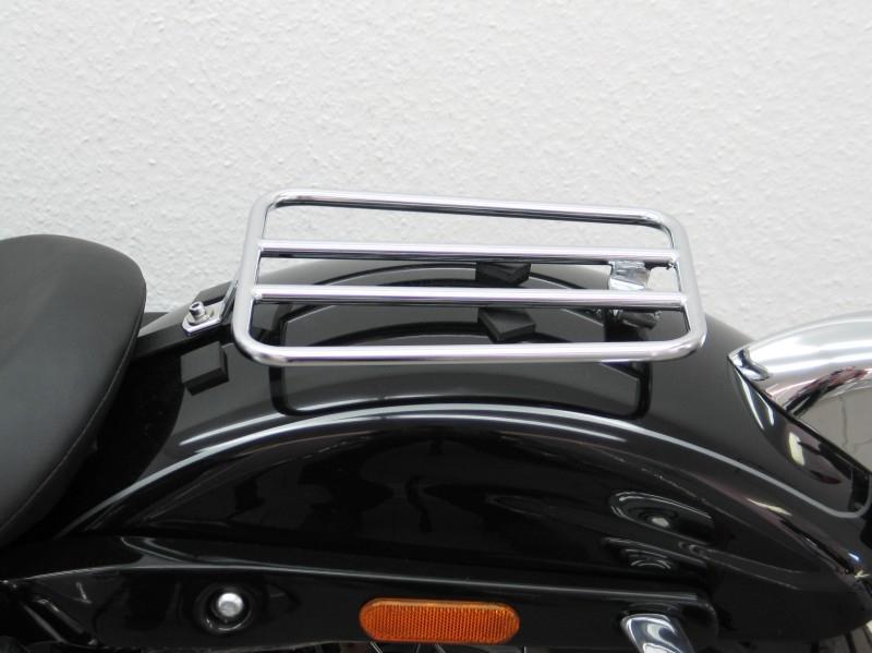 Harley Davidson Dyna Wide Glide Solo Rear Rack Fxdwg 2010