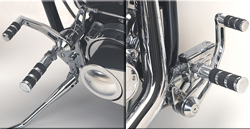 Harley Davidson Softail Deuce Accessories