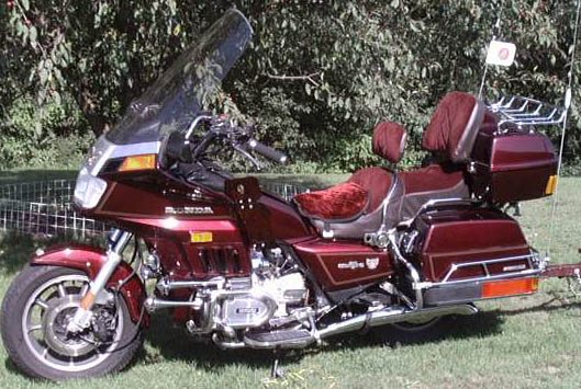 Honda Goldwing Gl1200 Exhaust Gl1200 Jardine Exhaust 14