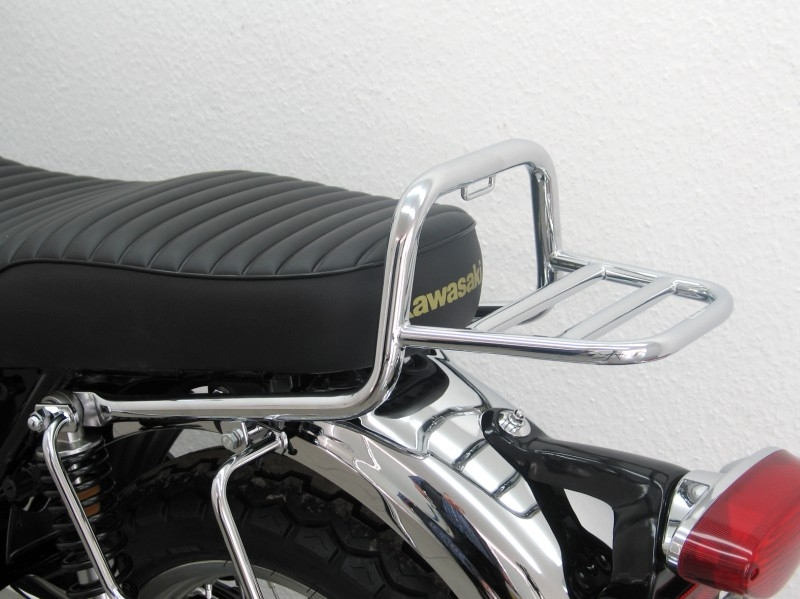 Kawasaki W650 W800 Luggage Rack