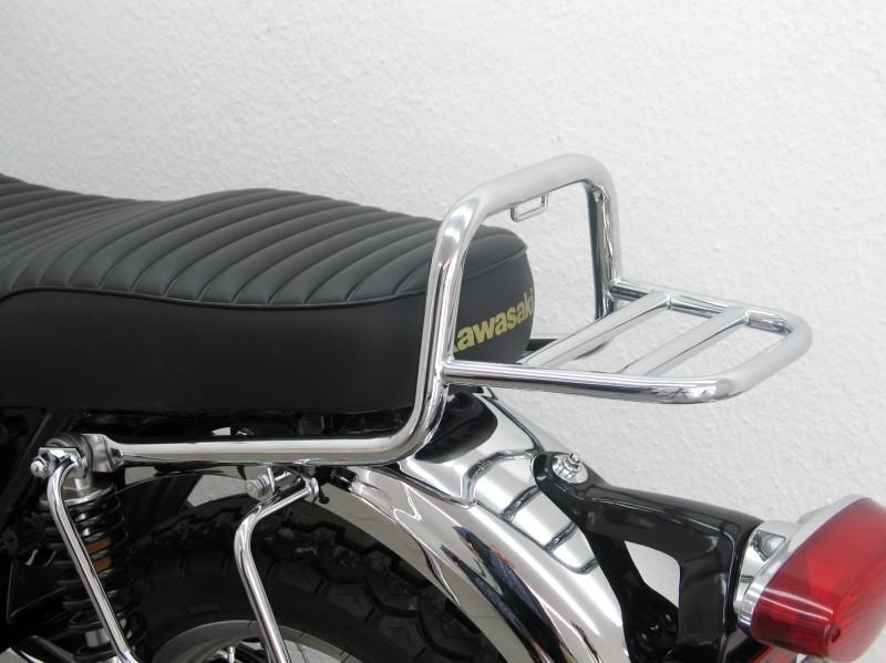 Yamaha Motorcycle Luggage Rack