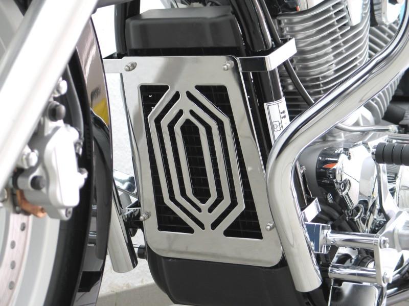 Honda Vtx1300cx Fury Radiator Cover