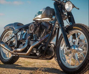Roland Sands Designs  clearance on Slant and Traker Exhaust!