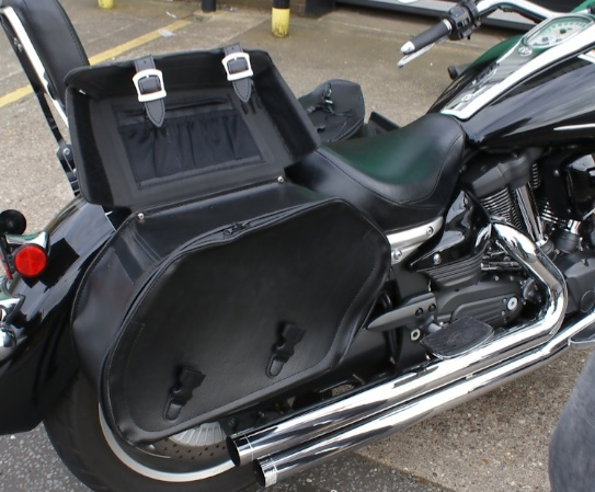 Triumph Bonneville Triumph Thruxton Saddlebags And Supports