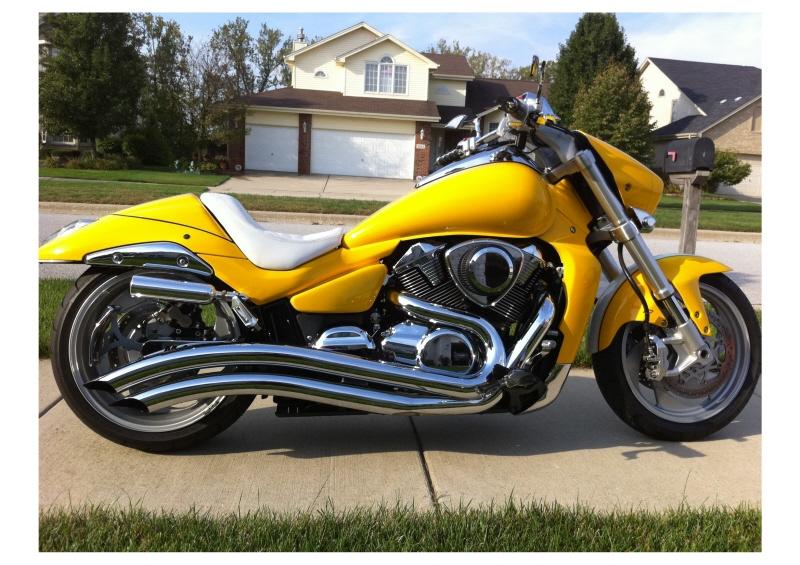Suzuki VZR1800 motorcycle M109R Nitrous Oxide M1800R NOS NO2 Kit