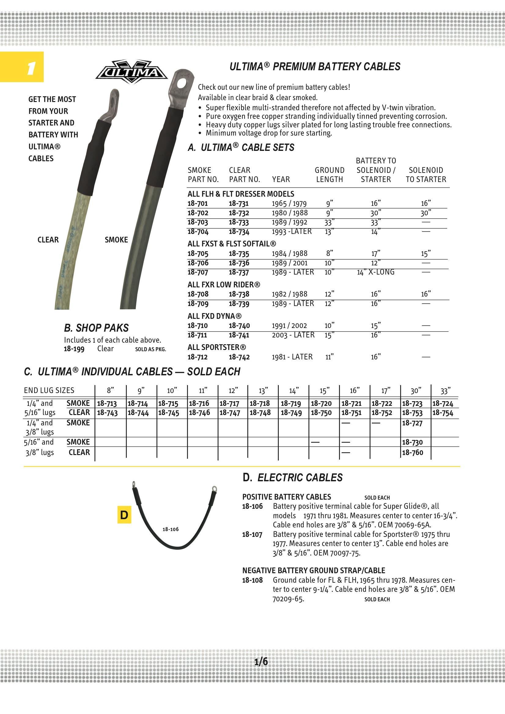 Harley Davidson Fxr Ignition Electrical Ultima Daytona Twin Tec Dyna Crane Wiring Diagram Triumph Ss