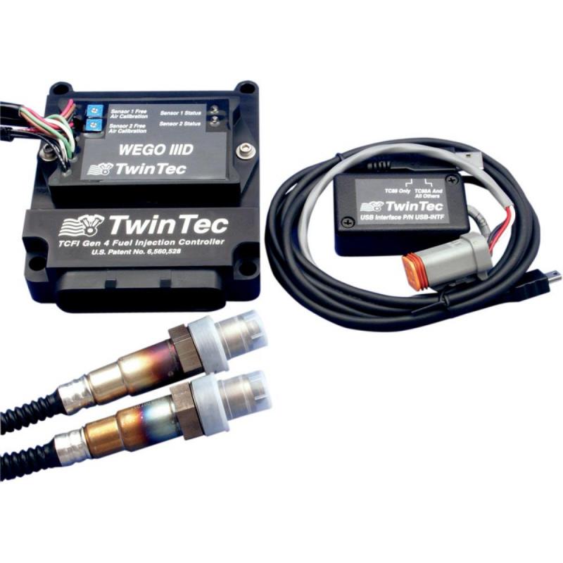 Harley Davidson Daytona Twin Tec Auto Tuning Fuel Injection Performance Module Replacment Ecu
