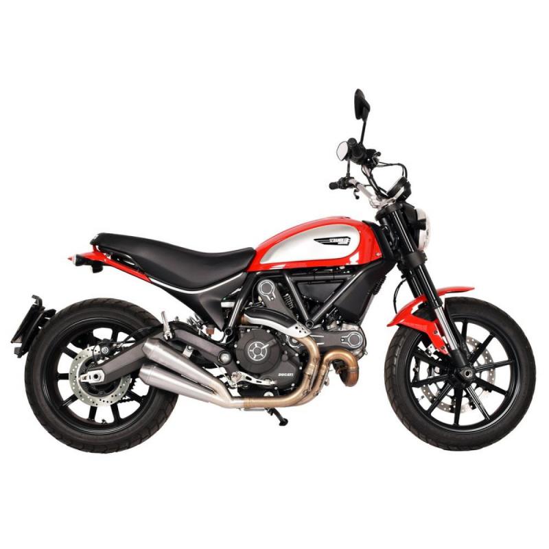 Iom Exhaust Ducati