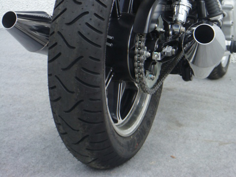 Triumph Bonneville Exhaust & Mufflers