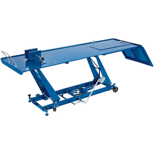 Draper Tools 450kg Hydraulic Motorcycle Lift Ramp Bench